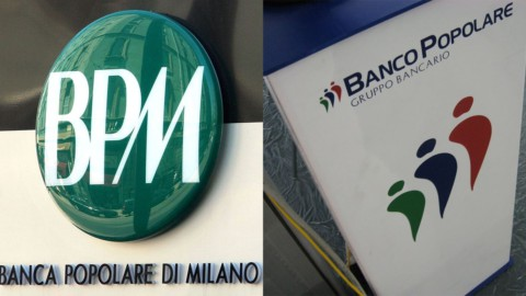 Fusione Banco Popolare-Bpm: nasce la terza banca italiana
