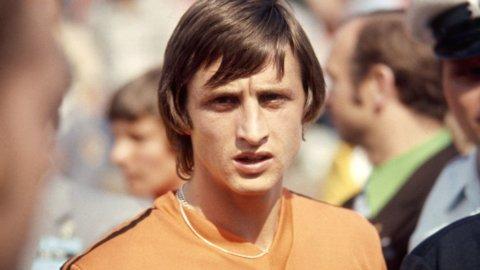 Calcio in lutto: è morto Johan Cruijff