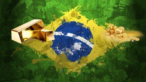 Oro e Brasile le star del primo trimestre 2016