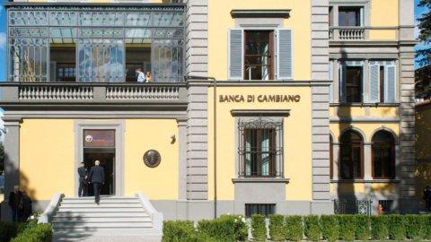 Npl, Banca Cambiano 1884 riduce crediti deteriorati per 93,5 milioni