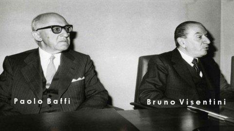 Bruno Visentini, tre ricerche per il Centenario: spa, fisco, coop