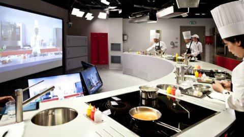 Tele-cooking, il Palato Italiano porta la tv in cucina