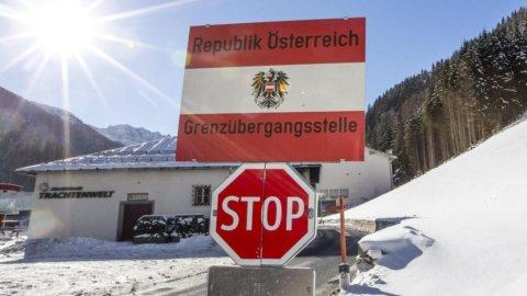 Italia-Austria: così la barriera. Renzi attacca