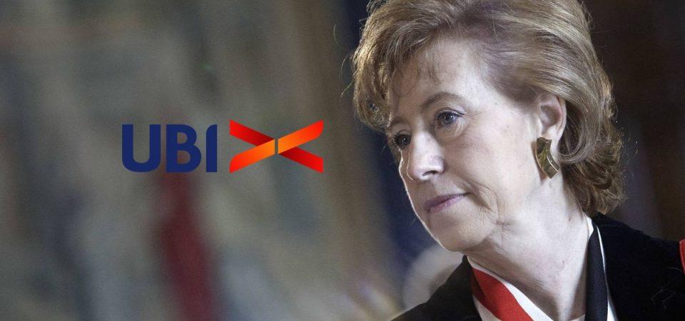 Ubi, Letizia Moratti presidente