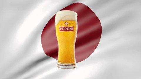 Birra Peroni diventa giapponese
