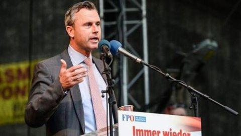 Austria: estrema destra trionfa al primo turno
