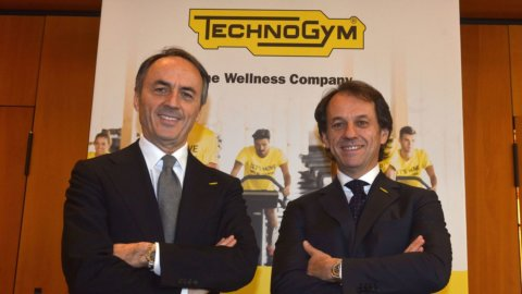 Borsa, esordio col botto per Technogym