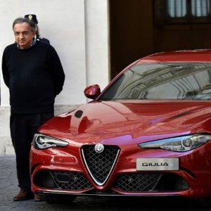 """Fca presenta a Renzi la nuova Giulia: """"Vale 700 assunzioni"""""""