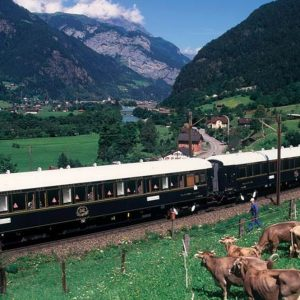 Il nuovo Orient Express fa tappa a Berlino