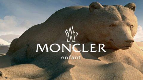 Moncler festeggia i conti in Borsa