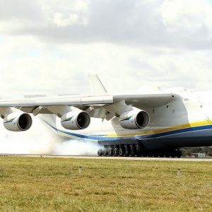 L'aereo più grande del mondo è atterrato in Australia