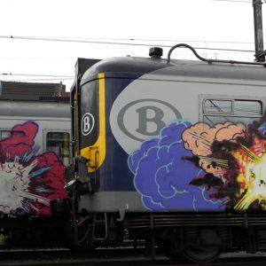 Modena, linguaggio e codici della writing e street art