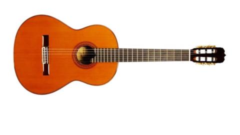 Ramirez, le chitarre come opere d'arte