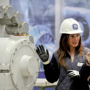 General Electric, cambio al vertice