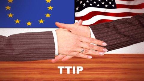 TTIP, corsa ai documenti riservati