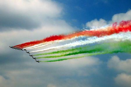2 giugno 2020: festa senza parata, sì alle frecce tricolori