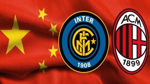 Il Milan riacciuffa l'Inter al 97′: finisce 2 a 2 il primo derby cinese