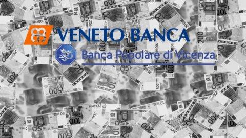 Mps e banche venete sotto i riflettori