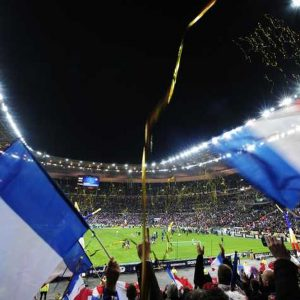 Calcio, Europei: Francia batte Romania (2 a 1)