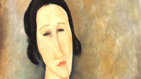 """Da 7 a 10 milioni per """"Madame Hanka Zborowska"""" di Modigliani"""