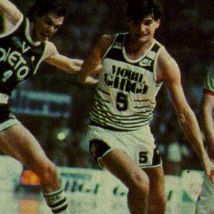 La storia di Nando Gentile, il Maradona del basket