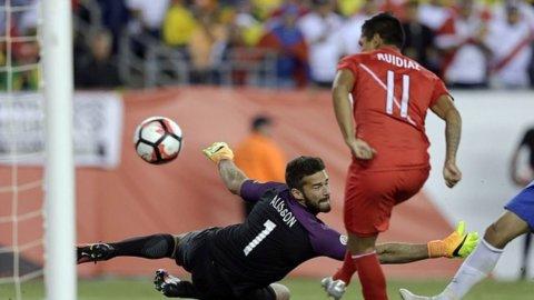 Coppa America: Brasile eliminato da Perù