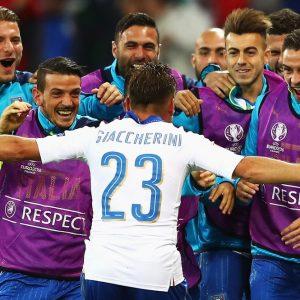 """Italia batte Belgio 2-0, Conte: """"Loro i talenti, noi il collettivo"""""""