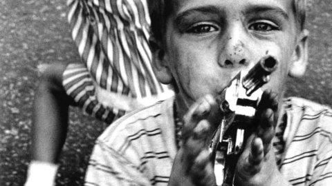 William Klein, a Milano si ricostruisce la storia della fotografia