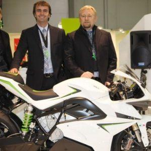Energica Motor, al via la moto sportiva elettrica