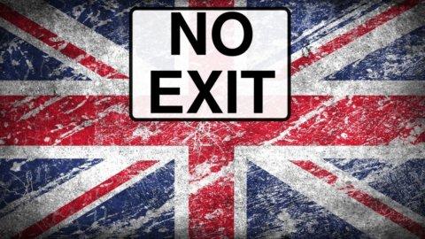 I mercati scommettono sul NO alla Brexit