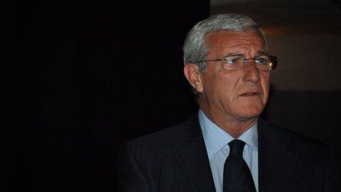 Italia, Lippi rinuncia: non sarà Dt azzurro
