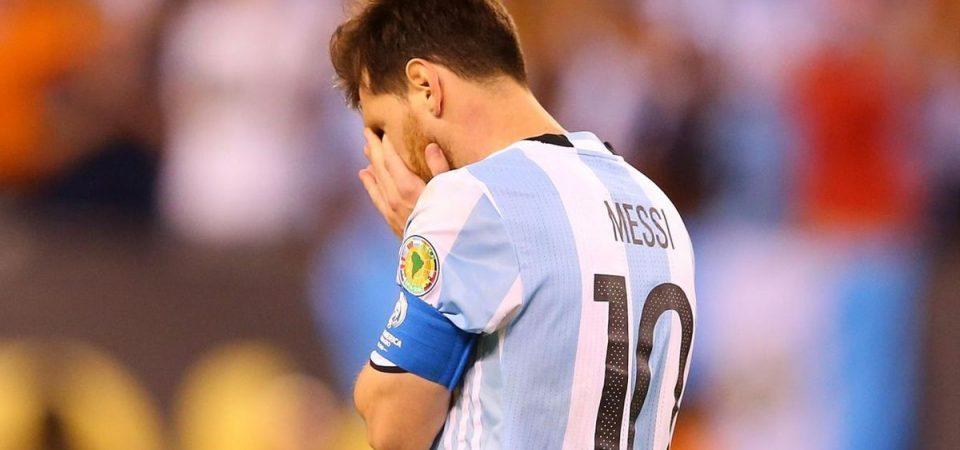 Copa America: ko Argentina, Messi lascia