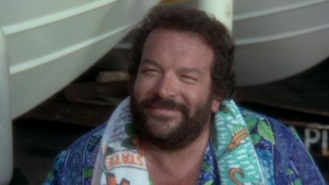 Addio Bud Spencer, gigante del cinema