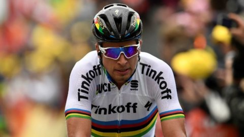 Tour de France: tappa e primato a Sagan