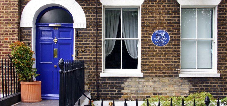 Da Napoleone a Jimi Hendrix: il tour delle placche blu di Londra su FIRST Arte