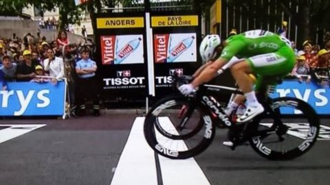 Tour de France: bis di Cavendish
