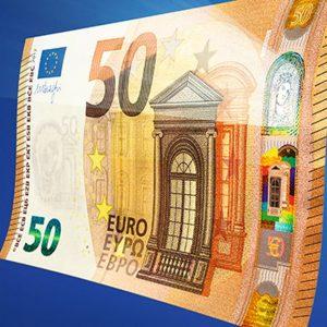 Bce: ecco la nuova banconota da 50 euro