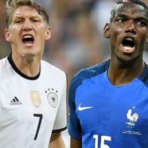 Euro 2016, è Germania-Francia la vera finale