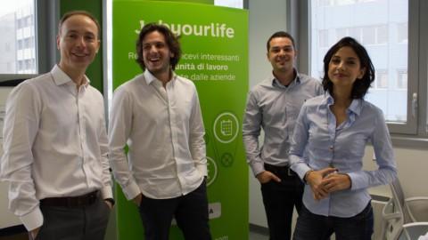 Jobyourlife, boom della startup italiana per trovare lavoro