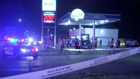 Usa, afroamericano ucciso da polizia