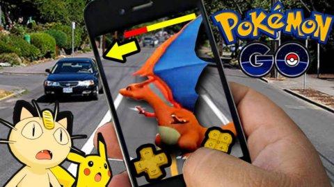 """""""Pokemon go"""" mania: il gioco per smartphone fa volare Nintendo"""