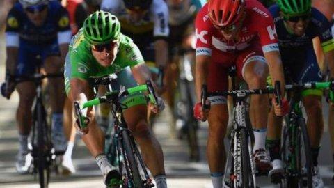 Fiandre: Sagan per il bis ma occhio a Van Avermaet
