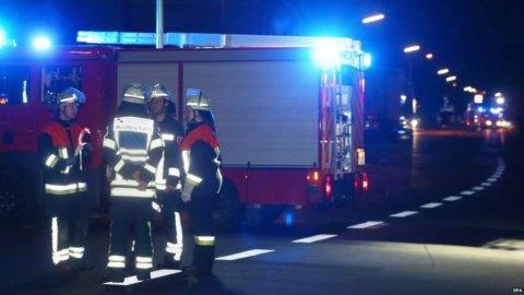 Germania, attentato su un treno: Isis rivendica