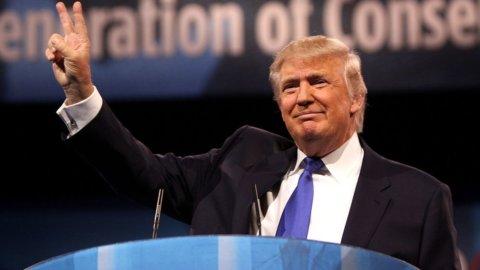 Usa, Trump trash: candidatura in bilico
