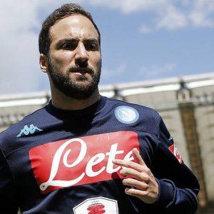Higuain va alla Juve: contratto di 4 anni