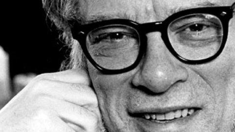 Isaac Asimov, scrittore e giornalista per talento e passione
