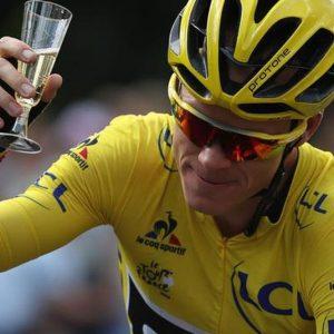 Doping: Froome positivo alla Vuelta