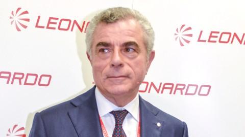 """Leonardo, Moretti: """"500mln di utile 2016"""""""