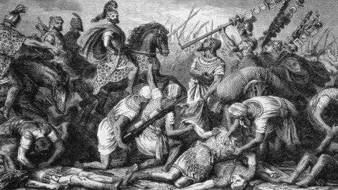 Canne, 2 agosto 216 a.C.: la sconfitta che fece vincere i romani