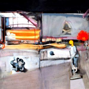 Triennale di Milano: neoespressionismo americano di Marcus Jansen